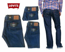 Levis Vintage Men's Original 501 Strauss Denim Straight Fit New 100 % Cotton
