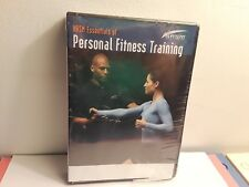 Nasm Essentials of Personal Fitness Training (4 Dvds, 2007, Ncca) New