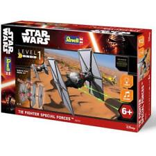 Maquette Star Wars First Order Special Forces Fighter Revell