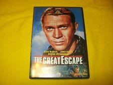 The Great Escape Dvd With Chapter Menu Steve McQueen James Garner
