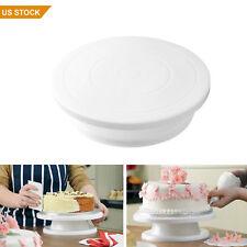 11'' Kitchen Rotating Cake Decorating Turntable Mold Tool Display Platform Stand