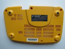 Nintendo 64 N64 Bottom Shell Casing Pokemon Pikachu Video Game Console System