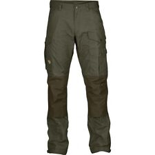 FJALLRAVEN MENS VIDDA PRO TROUSERS TARMAC (WAIST 32 REGULAR)