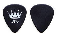 ZZ Top Billy Gibbons King Bee Social Club BFG Crown MISPRINT Guitar Pick 2010