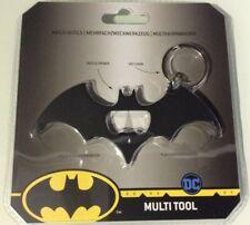DC Comics Batman Multi Tool Keyring Screwdriver Bottle Opener Men Christmas Gift