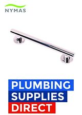 Nymas - Luxury Style Grab Rail Straight 480mm Polished Stainless Steel