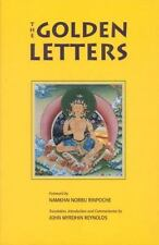 Golden Letters: The Three Statements of Garab Dorje, First Dzogchen Master