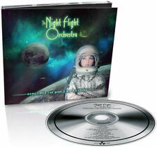 The Night Flight Orchestra Sometimes The World Ain'T Enough Édition Limitée CD