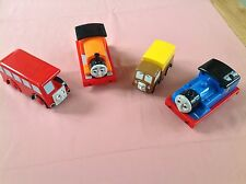 My First Thomas The Tank Engine Thomas Billie Bertie Bus & Lori Bundle