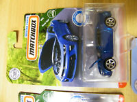 Matchbox 2018 Moving Parts Serie Welle C Chevrolet Camaro blau