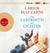 Das Labyrinth der Lichter von Carlos Ruiz Zafón Hörbuch