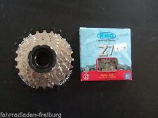 Cassettes y piñones universal Shimano para bicicletas con 7 velocidades