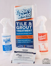 Enduroshield Tile & Grout treatment - cuts cleaning time in 1/2  lasts 3+ years