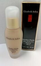 Elizabeth Arden Flawless Finish Bare Perfection Makeup SPF8 Sunbeige 1 oz Lot F
