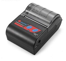 Portable Thermal Printer Android Receipt Ticket Bluetooth Mobile Printing Device