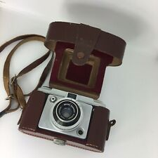 Vintage Retro Ilford Sportsman Dacora Dignette Camera with f2.8 Cassar 45mm Lens