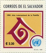 EL SALVADOR 1994 MNH SC 1363 INTERNATIONAL YEAR OF THE FAMILY