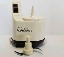 Moulinex LM2 Regal La Machine II Food Processor Replacement Motor Base/Blade