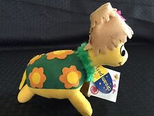 New with Tag Dakin Dream Pet - #10 Harry Honolulu Plush Turtle