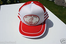 Ball Cap Hat - Red Lion Hotel - Cadogan Alberta (H977)