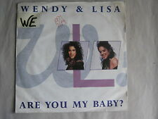 Wendy & Lisa - Are you my baby – Happy birthday