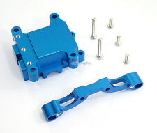 Alloy Front Damper Plate /w GearBox for Tamiya TT-01