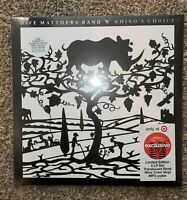 Dave Matthews Band Rhino's Choice Limited Rose Wine Colored 2 x Vinyl LP Record