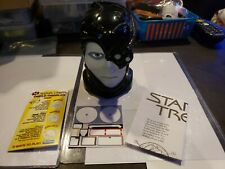 1997 STAR TREK TNG BORG TEMPLE MICRO MACHINES HEAD PLAYSET PLAYMATES