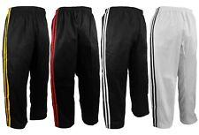 Karate Taekwondo  Demo Team Striped Pants Freestyle Competition  Martial Arts