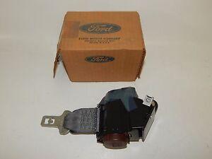 New OEM 1993 Ford Thunderbird Seat Belt Buckle Retractor Assembly F3SZ63611B08D