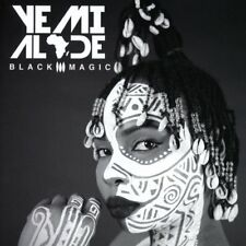 YEMI ALADE - BLACK MAGIC (DELUXE VERSION)   CD 19 TRACKS NEW!