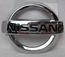 """Fits, Nissan Altima Coupe """" NISSAN """"  Trunk Adhesive Mascot Emblem Nameplate"""
