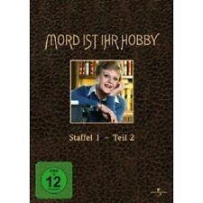 MORD IST IHR HOBBY SEASON 1.2 3 DVD NEUWARE