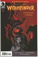 Witchfinder #5 : November 2009 : Dark Horse Comics..