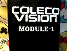 Colecovision/Module 1 (Atari) Dustcover Add on to the console needs cover too