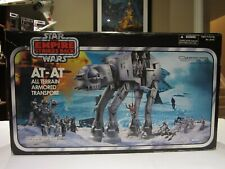 VINTAGE COLLECTION 2010 AT AT WALKER ESB TOYS R US EXCLUSIVE NEW SEALED