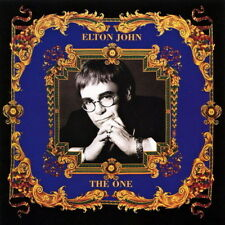 ELTON JOHN the one (Simple Life, Sweat it out) 1992 ROCKET RECORDS CD Album