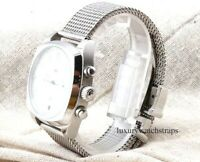 STEEL MILANESE MESH STRAP BRACELET FOR CHRISTOPHER WARD WATCH WATCHES 20mm 22mm