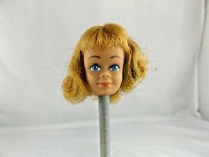 Mattel Barbie Doll Head Replacement 1960's. Great For OOAK Art.