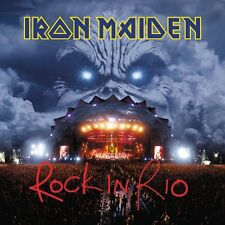 "Iron Maiden 'Rock In Rio' Gatefold 3x12"" Vinyl - NEW"