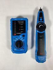 Wire Tracker Elegiant Rj11 Rj45 Cable Tester Line Finder Multifunction