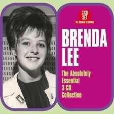 Lee Brenda - The Absolutely essentiel 3 CD NOUVEAU CD
