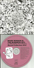 MARK RONSON w/ PHARRELL WILLIAMS & CSS Record Collection 7TRX REMIXES CD single