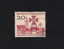 1958  GERMANY The 1000th Anniversary of the Trier (E2)