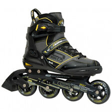 Roller Derby Aerio Q-60 Inline Roller Skates Rollerblades Blades US Mens sz 9