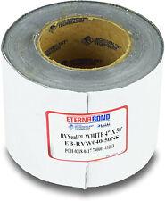 EternaBond RSW-4-50 Sealant Tape 4'' x 50'' - White
