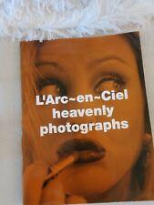 HYDE L'Arc-en-Ciel heavenly photographs photo book J Rock