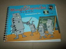 Die Mundharmonika-Schule,M.Holtz,2005,Kinder-Lernheft,ohne CD!,Musik,Bild.s.Text