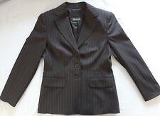 Betty Barclay Gr. 40 * Blazer schwarz mit feinen Nadelstreifen * sehr gut