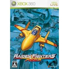Raiden Xbox 360 xbox360 Import Japan Raiden Fighters Aces